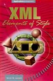 XML Elements of Style Guide, St. Laurent, Simon, 007212220X