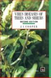 Virus Diseases of Trees and Shrubs, Cooper, J. I., 0412472201