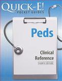 Quick-E! Peds : Clinical Reference, Briddon, John, 1601462204
