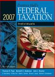 Prentice Hall's Federal Taxation 2007 : Individuals, Pope, Thomas R. and Anderson, Kenneth E., 013243220X