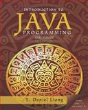 Intro to Java Programming, Brief Version, Liang, Y. Daniel, 0133592200