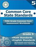 Fifth Grade Common Core Assessment Workbook, CoreCommonStandards.com, 1495912205