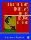 The TAB Electronics Technician's Online Resource Reference, Bigelow, Stephen J., 0070362203