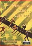 Managing Across Cultures, Schneider, Susan and Barsoux, Jean-Louis, 0132722208