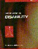 Introduction to Disability 9780702022210