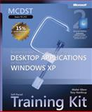 MCDST Self-Paced Training Kit (Exam 70-272) : Supporting Users and Troubleshooting Desktop Applications on Microsoft Windows XP, Glenn, Walter and Northrup, Tony, 0735622213
