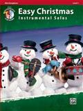 Easy Christmas Instrumental Solos, Level 1, Alfred Publishing Staff, 0739062212