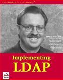 Implementing LDAP, Wilcox, Mark, 1861002211