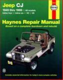 Jeep CJ 1949 Thru 1986, Larry Warren and John Haynes, 1563922215