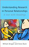 Understanding Research in Personal Relationships : A Text with Readings, , 0761942211