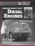 Medium-Heavy Duty Truck Diesel Engines, Kershaw, John F. and Bennett, Sean, 0827372213