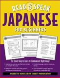 Read and Speak Japanese for Beginners, Helen Bagley, 0071412212