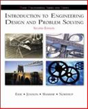 Introduction to Engineering Design and Problem Solving, Eide, Arvid R. and Northup, Larry L., 0072402210