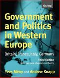 Government and Politics in Western Europe 9780198782216
