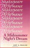 A Midsummer Night's Dream, Halio, Jay L. and Halio, Jay, 0719062217