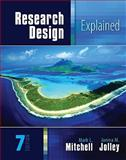 Research Design Explained, Mitchell, Mark L. and Jolley, Janina M., 0495602213