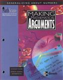 Making Mathematical Arguments : Generalizing about Numbers, , 0762202211