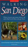 Walking San Diego, Lonnie B. Hewitt and Barbara C. Moore, 0898862213