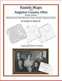 Family Maps of Auglaize County, Ohio, Deluxe Edition : With Homesteads, Roads, Waterways, Towns, Cemeteries, Railroads, and More, Boyd, Gregory A., 1420312219