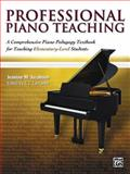 Professional Piano Teaching, Jeanine Mae Jacobson, 0739032224