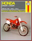 Honda Cr250/500r Owners Workshop Manual, Ahlstrand, Alan, 1563922223