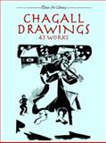 Chagall Drawings, Marc Chagall, 0486412229