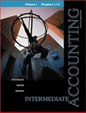 Intermediate Accounting Vol. I : Chapters 1-14, Dyckman, Thomas R. and Davis, Charles Joseph, 0072412224