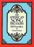 The American Song Treasury, Theodore Raph, 0486252221
