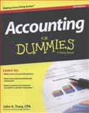Accounting for Dummies, John A. Tracy, 1118482220
