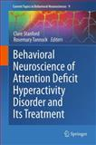 Behavioral Neuroscience of Attention Deficit Hyperactivity Disorder and Its Treatment, , 3642432220