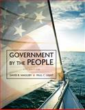 Government by the People, 2009 Edition, Magleby, David B. and O'Brien, David M., 0136062229
