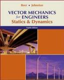 Vector Mechanics for Engineers : Statics and Dynamics, Beer, Ferdinand P. and Johnston, E. Russell, Jr., 0073212229