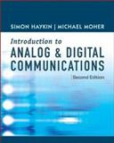 An Introduction to Analog and Digital Communications, Haykin, Simon and Moher, Michael, 0471432229