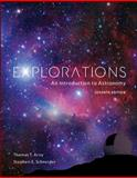 Explorations : An Introduction to Astronomy, Arny, Thomas and Schneider, Stephen, 0073512222