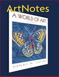 Artnotes: A World of Art, Sayre, Henry M., 0132222221