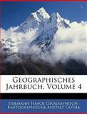 Geographisches Jahrbuch, Volume 7, Hermann Haack Geographisch-Kartog Gotha, 1144552222