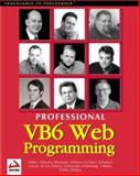 Visual Basic 6 Web Programming, Boutquin, Pierre and Brown, Matt, 186100222X