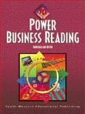 Power Business Reading : 10-Hour Series, Baumgerten, Rutter, 0538692227