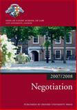 Negotiation 2007/2008, Inns of Court Staff, 0199212236