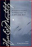 Hope and Mortality : Psychodynamic Approaches to AIDS and HIV, Blechner, Mark J., 0881632236