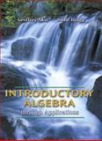 Introductory Algebra Through Applications, Geoffrey Akst and Sadie Bragg, 0201312239