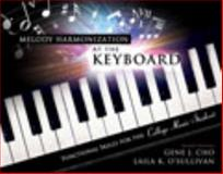 Melody Harmonization at the Keyboard 9780757592232