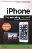 IPhone: the Missing Manual, Pogue, David, 1449362230