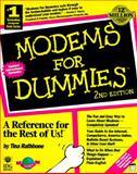 Modems for Dummies, Rathbone, Tina, 1568842236