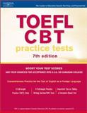TOEFL CBT Practice Tests 2004, Peterson's Guides Staff, 0768912237