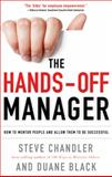The Hands-off Manager, Steve Chandler and Duane Black, 1601632231