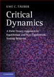 Critical Dynamics : A Field Theory Approach to Equilibrium and Non-Equilibrium Scaling Behavior, Täuber, Uwe C., 0521842239