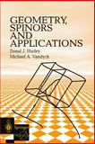 Geometry, Spinors and Applications, Hurley, Donal J. and Vandyck, Michel A., 1852332239