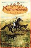 A Land Remembered, Patrick D. Smith, 1561642231