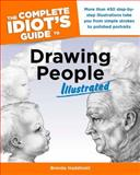 The Complete Idiot's Guide to Drawing People Illus, Brenda Hoddinott, 1592572235